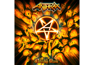 Anthrax - Worship Music (Digipak) (CD)