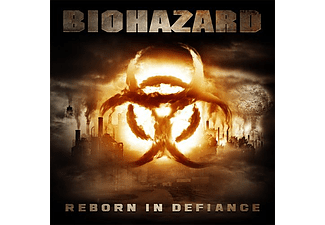 Biohazard - Reborn In Defiance (CD)