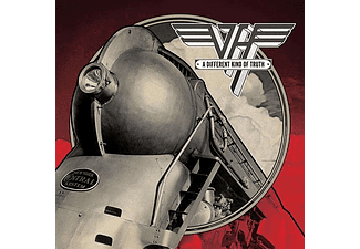 Van Halen - A Different Kind Of Truth (CD)