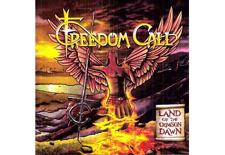 Freedom Call - Land Of The Crimson Dawn (CD)