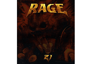 Rage - 21 (CD + DVD)