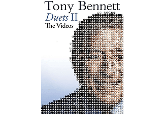 Tony Bennett - Duets II - The Great Performances (DVD)