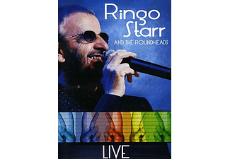 Ringo Starr - Ringo Starr And The Roundheads - Live (DVD)