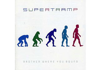 Supertramp - Brother Where You Bound (CD)