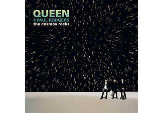 Queen & Paul Rodgers - The Cosmos Rocks (CD)