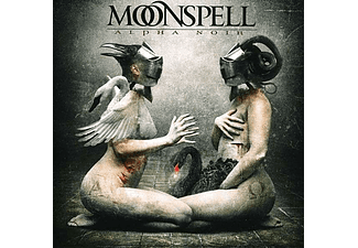 Moonspell - Alpha Noir (CD)