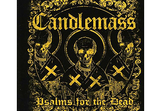 Candlemass - Psalms For The Dead - Limited Edition (CD + DVD)