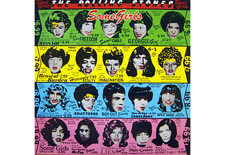 The Rolling Stones - Some Girls (Vinyl LP (nagylemez))