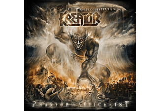 Kreator - Phantom Antichrist (CD + DVD)