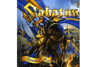 Sabaton - Carolus Rex - Limited Edition (CD)