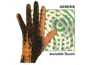 Genesis - Invisible Touch (Remastered) (CD)