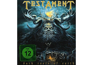 Testament - Dark Roots Of Earth (CD + DVD)