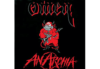 Omen - Anarchia (CD)