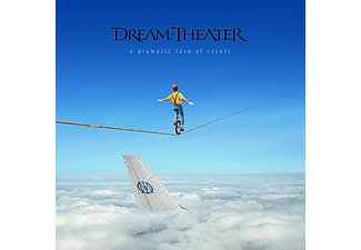Dream Theater - A Dramatic Turn Of Events - Deluxe Edition (CD + DVD)