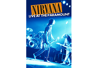 Nirvana - Live At Paramount (Blu-ray)