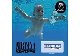Nirvana - Nevermind - Remastered Deluxe Edition (CD)