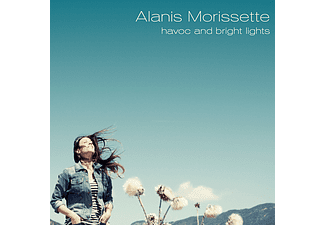 Alanis Morissette - Havoc And Bright Lights (CD)