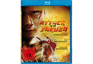 Attack Of The Yakuza [Blu-ray]