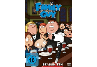 Family Guy - Staffel 10 - (DVD)
