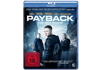 Payback - Tag der Rache - (Blu-ray)