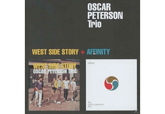 Oscar Trio Peterson - West Side Story / Affinity - (CD)