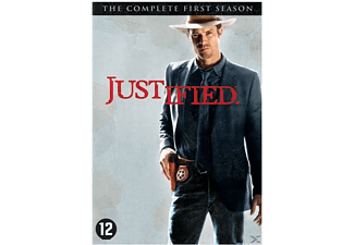 Justified - Seizoen 1 | DVD