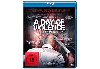 A Day Of Violence - (Blu-ray)