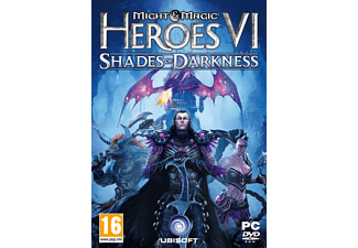 Magic Heroes VI: Shades of Darkness PC
