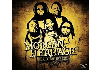 Morgan Heritage - Here Come The Kings - (Vinyl)