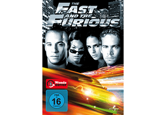 The Fast and the Furious - (DVD)