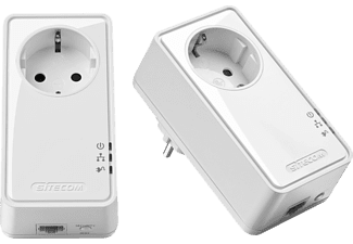 500Mb Homeplug + Socket