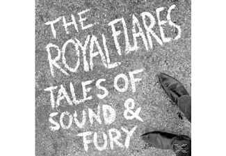 The Royal Flares - Tales Of Sound & Fury - (Vinyl)