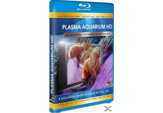 PLASMA AQUARIUM HD [Blu-ray]
