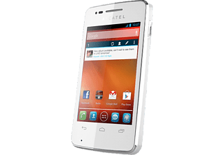 ALCATEL S POP 4030D Wit