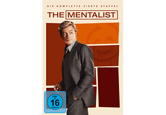 The Mentalist - Staffel 4 Krimi DVD