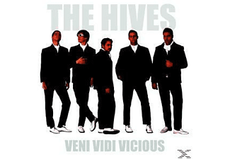 The Hives - Veni, Vidi, Vicious [CD]