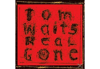 Tom Waits - Real Gone - (CD)