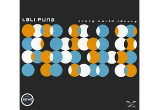 Lali Puna - Scary World Theory - (CD)