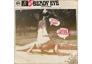 Beady Eye - DIFFERENT GEAR,STILL SPEEDING [CD]