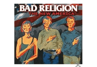 Bad Religion - The New America - (CD)
