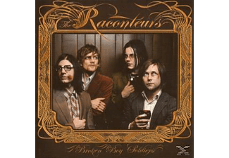 The Raconteurs - BROKEN BOY SOLDIERS [CD]
