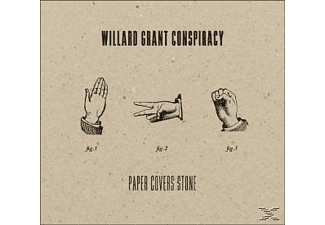 Willard Grant Conspiracy - Paper Covers Stone - (CD)