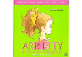 Cecile Corbel - Arrietty - Original Song Compilation (Complete Collector Edition) [CD]