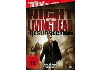 Night of the Living Dead - Resurrection - (DVD)