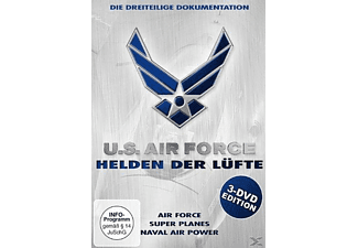 U.S. Air Force - Helden der Lüfte - (DVD)