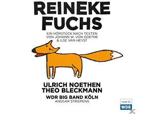 Reineke Fuchs - 1 CD - Anthologien/Gedichte/Lyrik