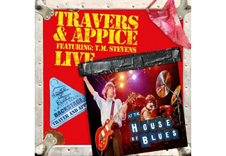 Travers & Appice - Live At The House Of Blues [CD + DVD]