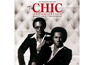 Various - Nile Rodgers Presents:The Chic Organization Boxset [CD]