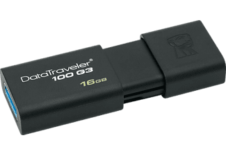 KINGSTON DT100G3 USB 3.0 16GB Taşınabilir Usb Bellek