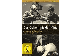 Das Geheimnis Der Mine (Mystery in the Mine, 1959) [DVD]
